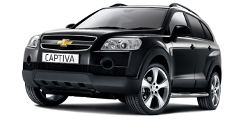 Chevrolet Captiva '2006-do dzisiaj