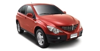 SsangYong Actyon '2005-2011