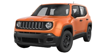 Jeep Renegade '2015-do dzisiaj
