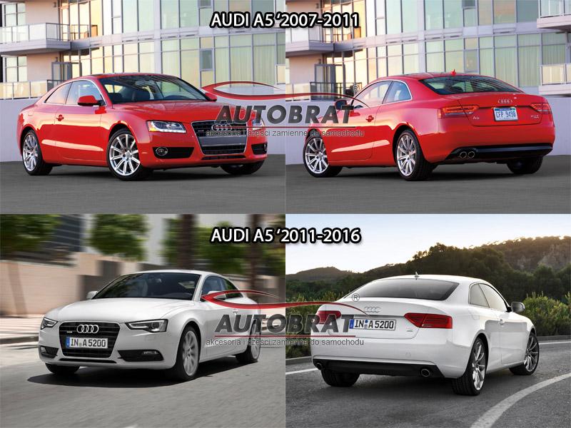 Części Zamienne I Akcesoria Do Audi A5 2007 2016 Katalog Ceny W