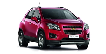 Chevrolet Tracker '2013-do dzisiaj