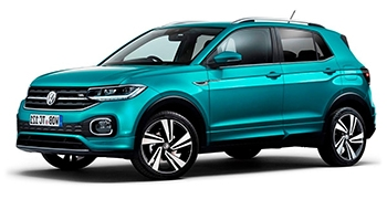 Volkswagen T-Cross '2019-do dzisiaj