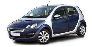 Smart ForFour '2004-2006