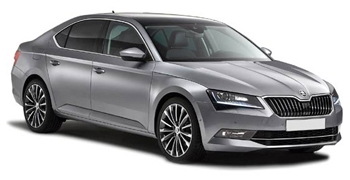 Skoda Superb '2015-do dzisiaj